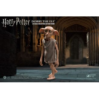 Dobby Figure Harry Potter Real Master Series