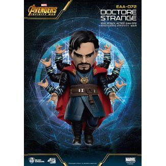 Figura Doctor Strange Vengadores Infinity War Egg Attack