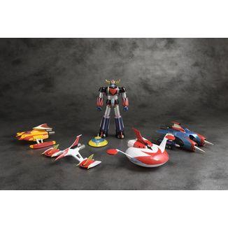 Figura Dynamite Action Grendizer & Spazers Set UFO Robot Grendizer