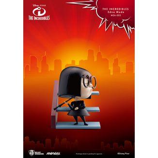 Figura Edna Mode Los Increibles Mini Egg Attack