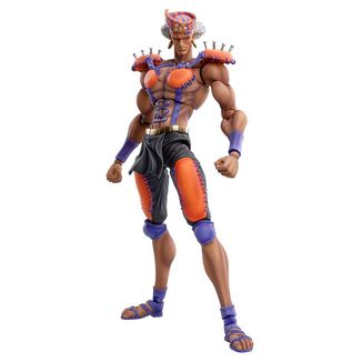 Esidisi Figure Jojo's Bizarre Adventure Super Action Chozokado
