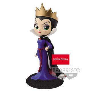 Evil Queen Figure Disney Q Posket