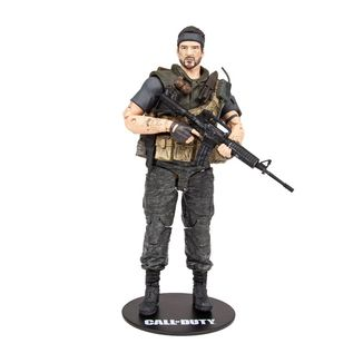 Figura Frank Woods Call of Duty Black Ops 4 Zombies