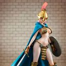Gladiator Rebecca Figure One Piece Excellent Model P.O.P. Sailing Again