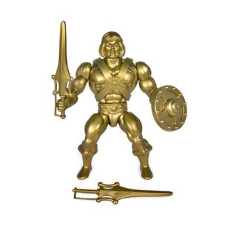 Figura Gold He-Man Masters of the Universe Vintage Collection