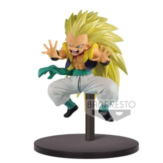 Gotenks SSJ3 Figure Dragon Ball Super Chosenshiretsuden