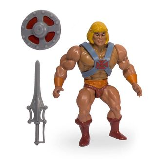 He-man Japanese Box Figure Masters of the Universe Vintage Collection Wave 4