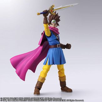 Figura Hero Dragon Quest III The Seeds of Salvation Bring Arts