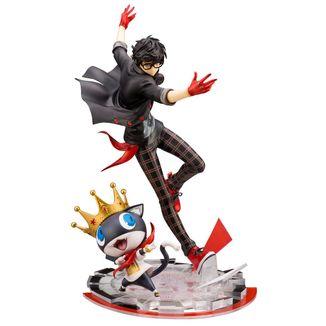 Figura Hero & Morgana Persona 5 ARTFXJ