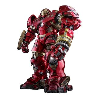 Figura Hulkbuster Deluxe Vengadores La Era de Ultron Movie Masterpiece