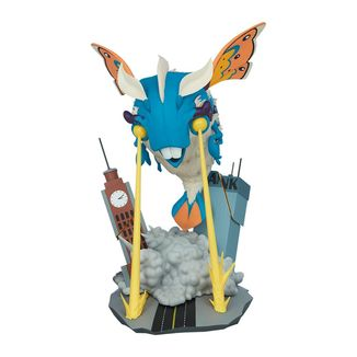 Invasion of BeheMOTH Figure Unruly Kaiju Series