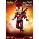 Figura Iron Man Mark 50 Vengadores Infinity War Egg Attack