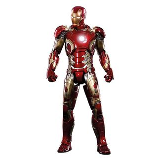 Iron Man Mark XLIII Figures Avengers Age of Ultron MMS Diecast