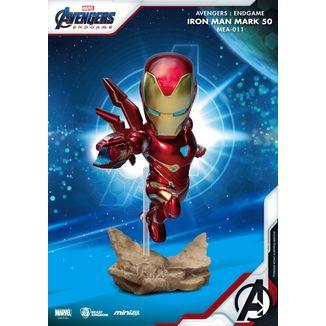 Figura Iron Man MK50 Vengadores Endgame Mini Egg Attack