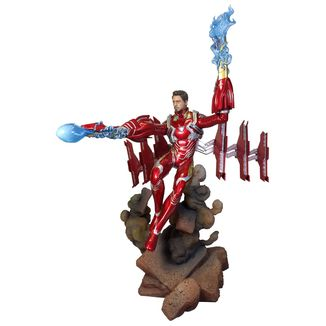 Figura Iron Man MK50 Vengadores Infinity War Marvel Movie Gallery