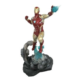 Figura Iron Man MK85 Vengadores Endgame Diorama Marvel Movie Gallery