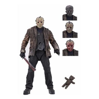Jason Voorhees Ultimate Figure Freddy vs Jason