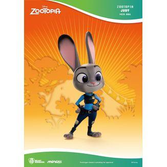 Figura Judy Zootropolis Mini Egg Attack