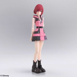 Kairi Figure Kingdom Hearts III Bring Arts