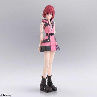 Figura Kairi Kingdom Hearts III Bring Arts