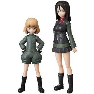 Katsyusha & Nonna Figure Girls und Panzer UDF
