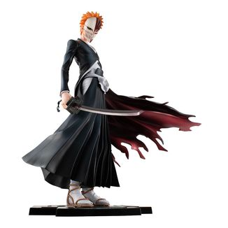Figura Kurosaki Ichigo 10th Series Anniversary Bleach G.E.M.