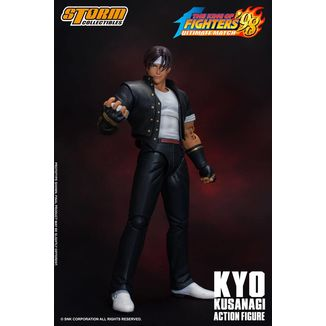 Figura Kyo Kusanagi King of Fighters 98 Ultimate Match