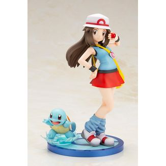 Figura Leaf & Squirtle Pokemon ARTFXJ