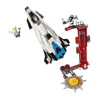 Figura LEGO Observatorio Gibraltar Overwatch