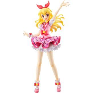 Lucrea Hoshimiya Ichigo Pink Stage Figure Aikatsu