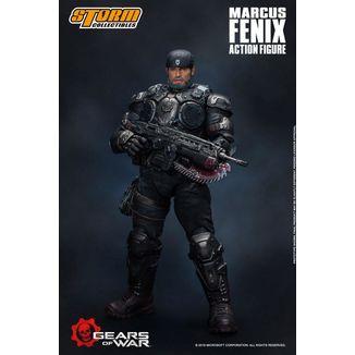 Marcus Fenix Figure Gears of War 5