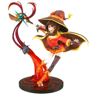 Figura Megumin Explosion Magic KonoSuba Legend of Crimson