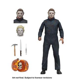 Figura Michael Myers Halloween 2 Ultimate