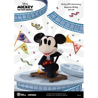 Figura Mickey Magician Mickey Mouse 90th Anniversary Mini Egg Attack