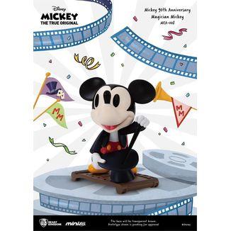 Mickey Magician Figure Mickey Mouse 90th Anniversary Mini Egg Attack