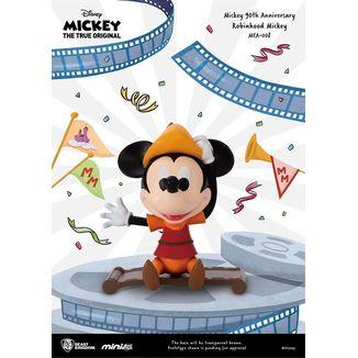 Mickey Robinhood Figure Mickey Mouse 90th Anniversary Mini Egg Attack