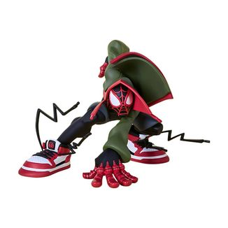 Figura Miles by Tracy Tubera Marvel Comics Super Heroes in Sneakers