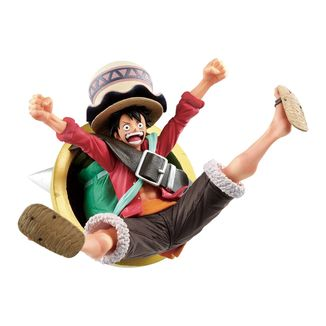 Monkey D Luffy Figure One Piece Stampede Ichibansho