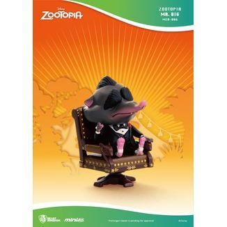 Figura Mr Big Zootropolis Mini Egg Attack