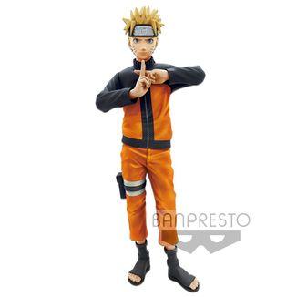 Naruto Uzumaki Figure Naruto Shippuden Grandista Nero