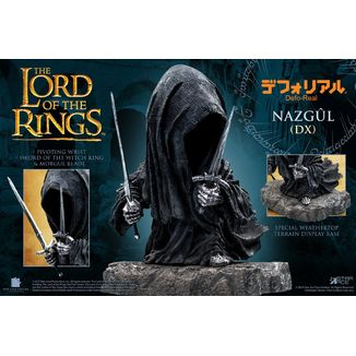 Nazgul Deluxe Version Figure The Lord of the Rings Defo-Real Series