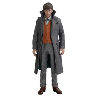 Figura Newt Scamander Animales Fantasticos 2 Movie Masterpiece