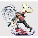 One Piece Log Box Re Birth Whole Cake Island Figure Set