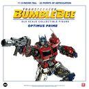 Optimus Prime Figure Bumblebee DLX