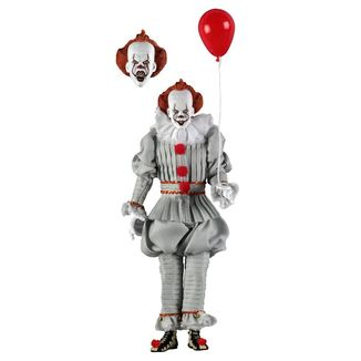 Figura Pennywise Retro Stephen King's It 2017