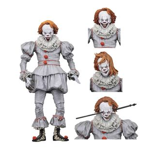 Pennywise Ultimate Well House Figure Stephen King's It 2017