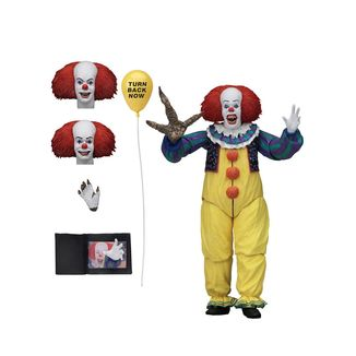 Figura Pennywise Version 2 Ultimate Stephen King's It 1990
