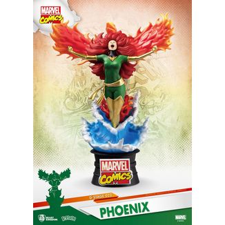 Phoenix Figure Marvel comics D-Stage