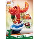 Figura Phoenix Marvel comics D-Stage