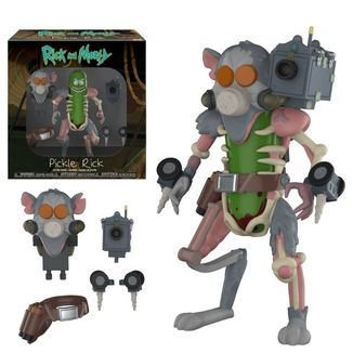Pickle Rick Figure Rick & Morty